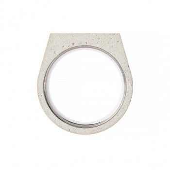 22 DESIGN STUDIO Tatami Ring White
