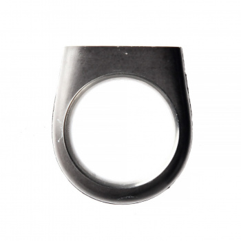 22 DESIGN STUDIO Upright Ring Dark Grey