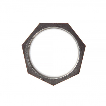 22 DESIGN STUDIO Seven Ring Dark Grey