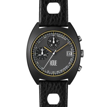 ROUE CHR ONE BLAC CASE GUN METAL DIAL