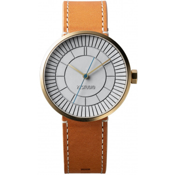 22 DESIGN STUDIO Concrete Sector Watch 40mm Golden Age Edition