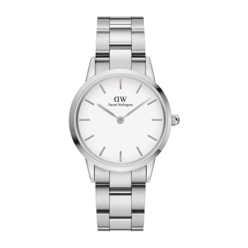DANIEL WELLINGTON ICONIC LINK 32 mm Silver White - DW00100205